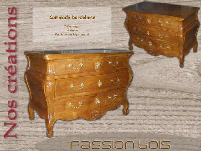 Commode bordelaise