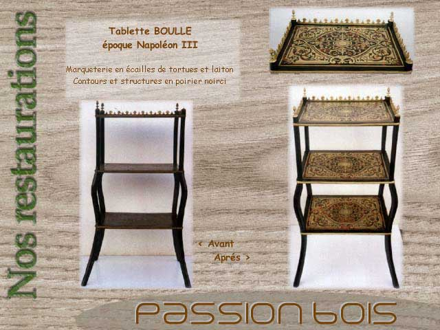 Table Boulle